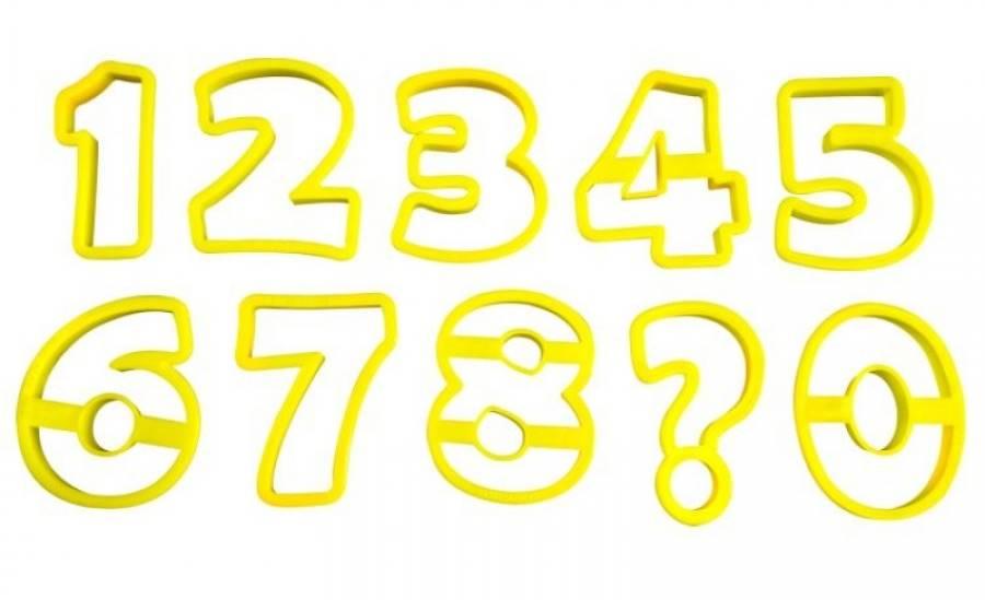 Sonhar com números - Significado de sonhar com todos os números 14aecf247e6f8